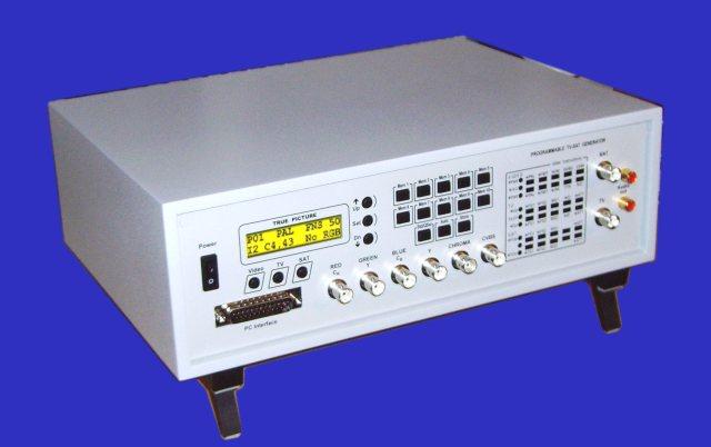 TRF598, TV generator PAL-SECAM-NTSC